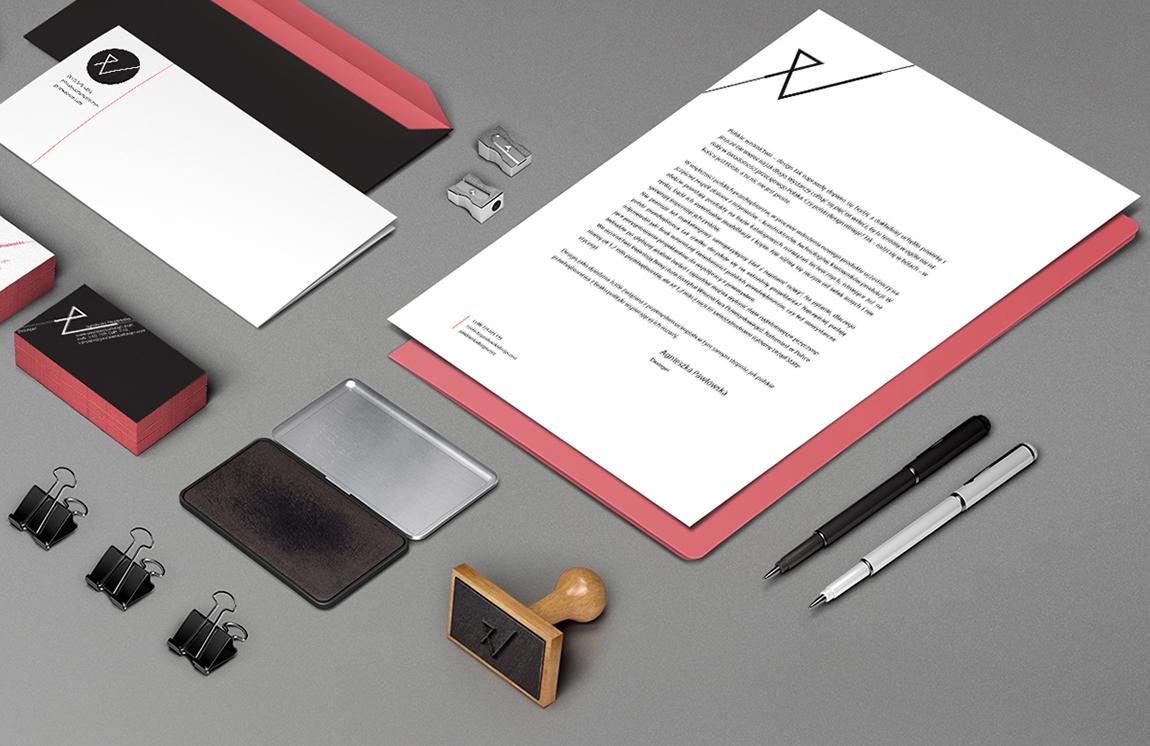 identyfikacja wizualna marki pawlowska design
