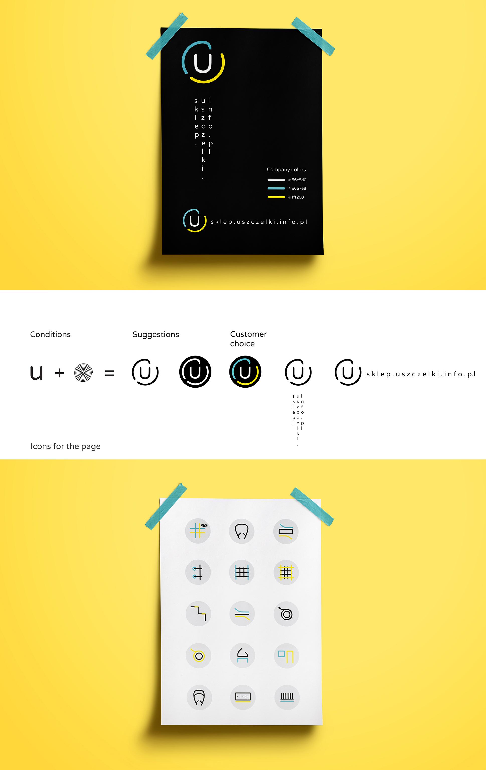 logo-branding-identification-icons-for-the shop-n-pawlowska-design
