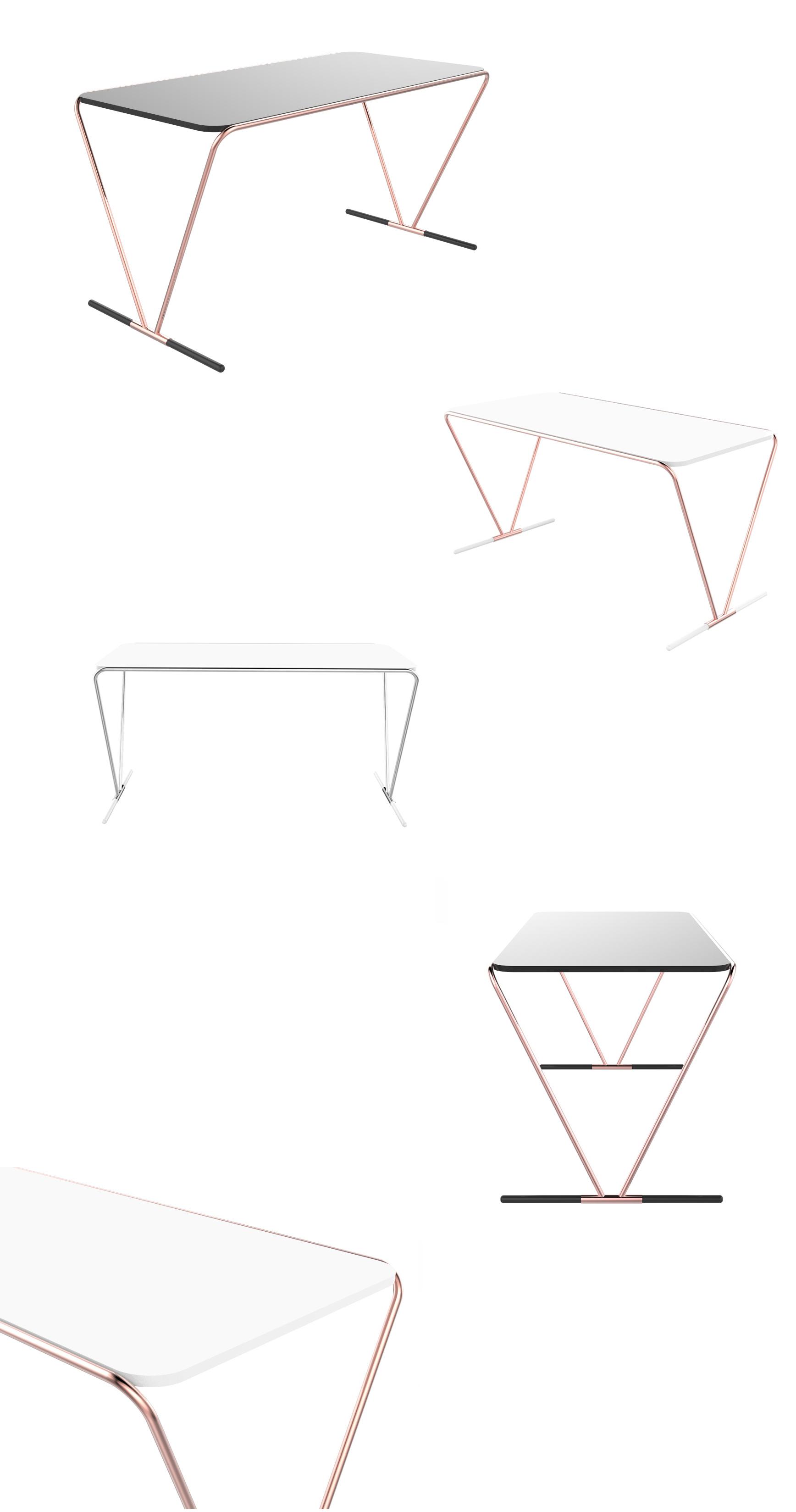 no4_for_lux_projekt_biurko_stół_pawlowska_design